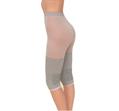 百傲鲨备长炭连裤款护膝—针对护膝下滑者设计永不下滑护膝四季兼用
